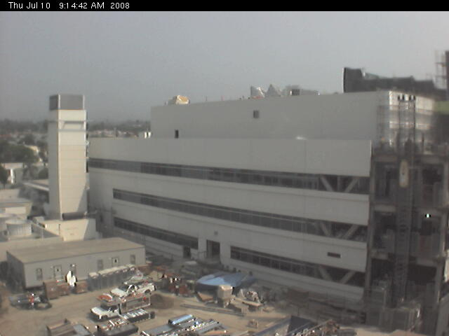 St. John's Health Center Construction Cam photo 3