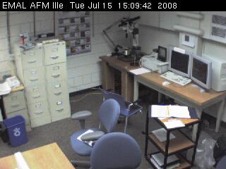 University of Michigan - EMAL AFM IIIe photo 2