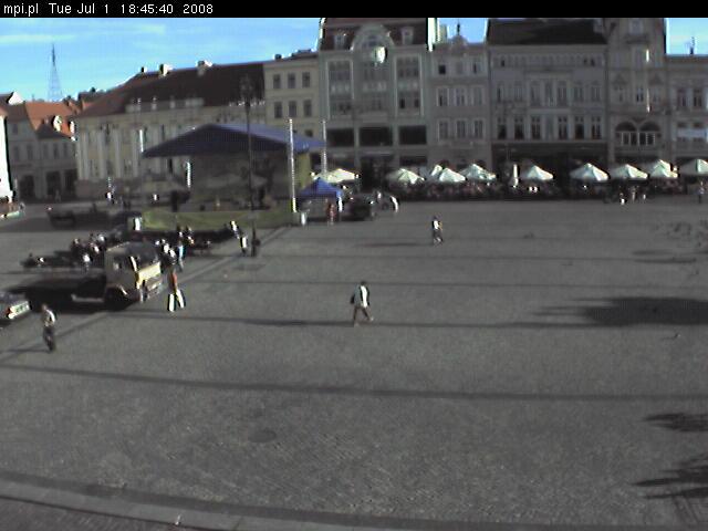 Old Market Square in Bydgoszcz photo 1