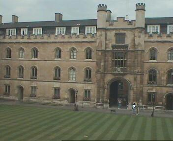 University of Cambridge - Corpus Christi College photo 1