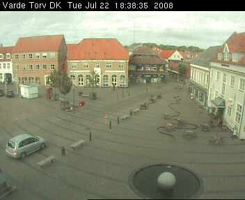 Varde Town Hall Square photo 6