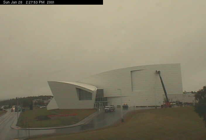 University of Alaska - Museum of the North Construction  photo 4