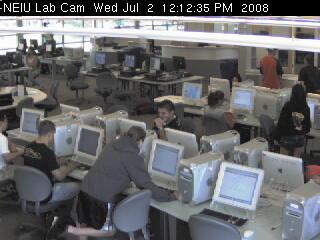 Northeastern Illinois University - Computer Lab photo 2