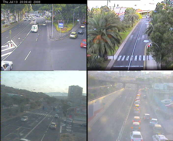 Traffic webcams of Santa Cruz de Tenerife photo 2