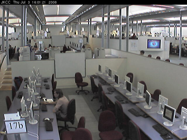 Napier University WebCam photo 2