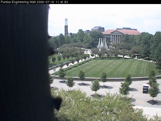 Purdue University - Engineering Mall Cam photo 1