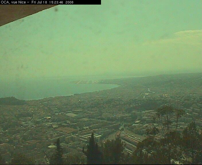 Observatory - OCA, view Nice photo 3