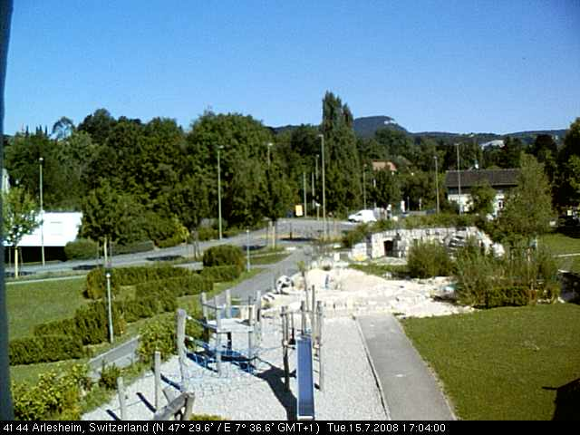 Arlesheim WebCam photo 4