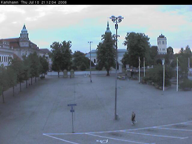 Karlshamns squares photo 2