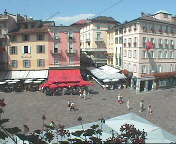 Lugano webcam photo 4