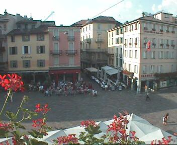 Lugano webcam photo 3