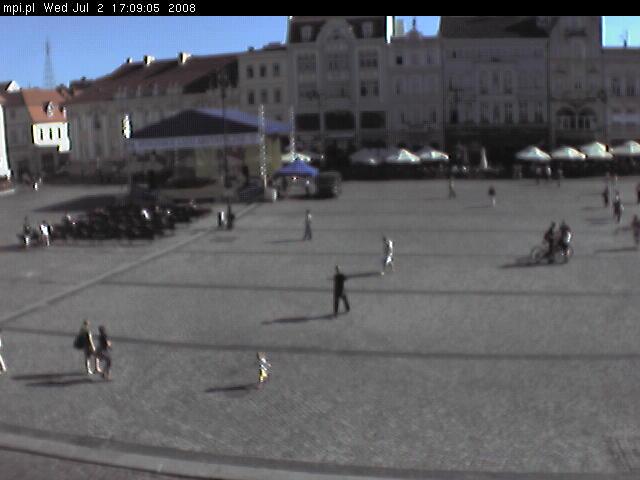 Old Market Square in Bydgoszcz photo 2