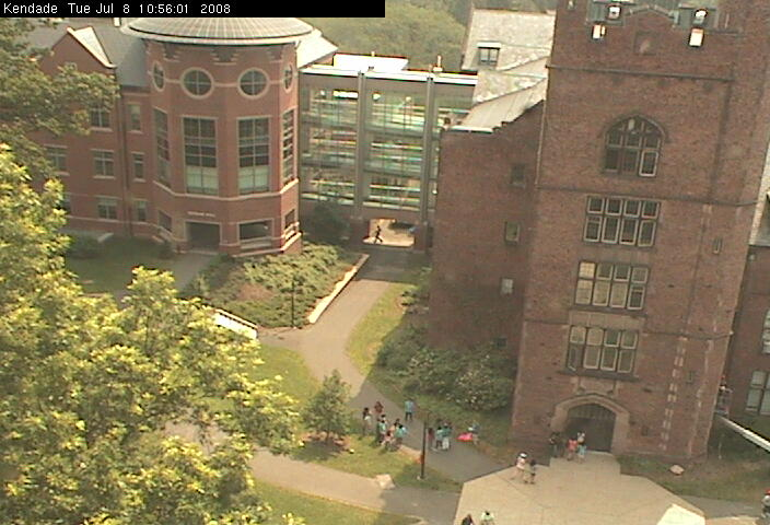 Web cam at library 1 - 2 part 4