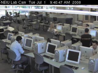 Northeastern Illinois University - Computer Lab photo 1