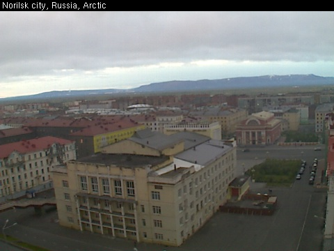 Russia - Norilsk city photo 3
