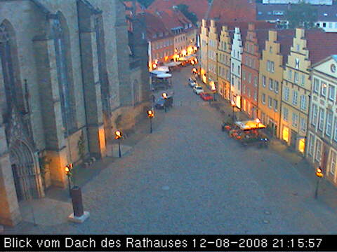 Osnabruecks webcam photo 5