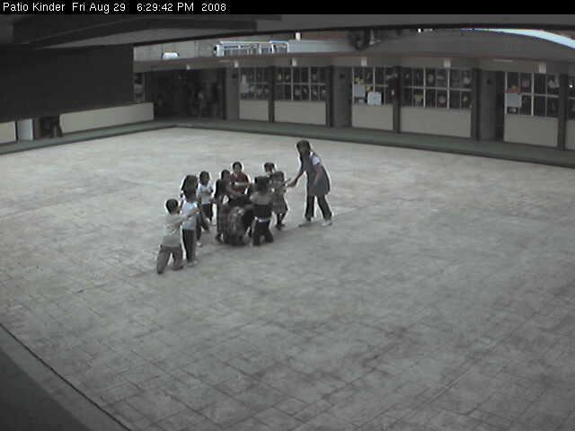 Institute Tepeyac - Courtyard of Kinder photo 3