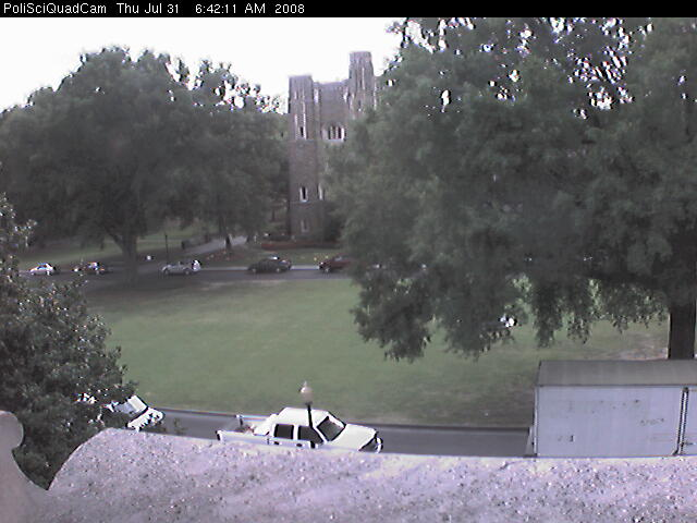 Duke University - PoliSci Quad Cam Live! photo 1