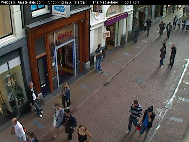 Shopping in Amsterdam photo 1