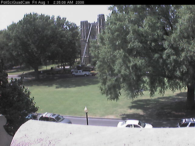 Duke University - PoliSci Quad Cam Live! photo 2