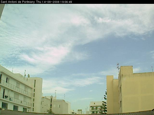 Webcam from Sant Antoni de Portmany  photo 1