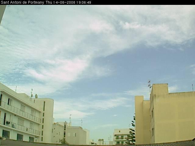 Webcam from Sant Antoni de Portmany  photo 1