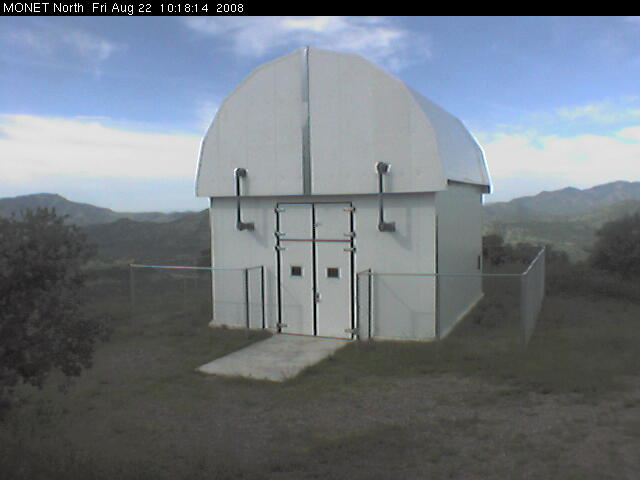The MONET North site at the McDonald Observatory  photo 2