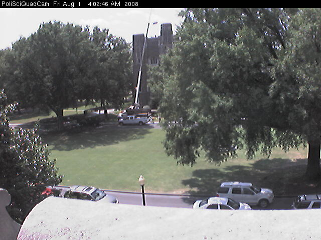 Duke University - PoliSci Quad Cam Live! photo 3