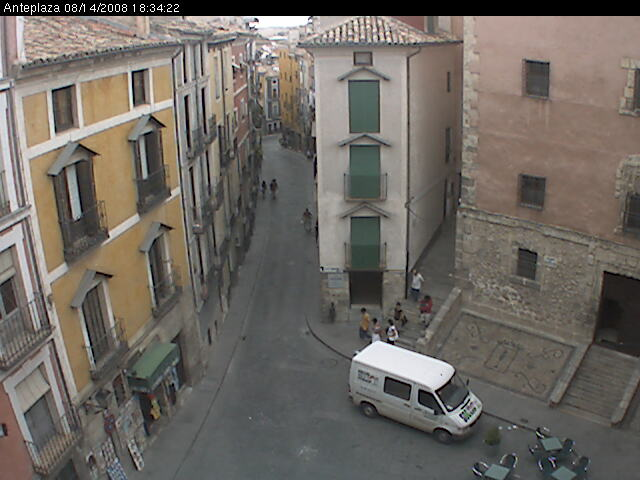 Anteplaza webcam photo 4