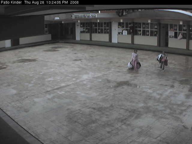 Institute Tepeyac - Courtyard of Kinder photo 1