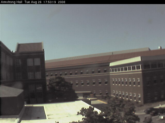 Purdue University - Neil Armstrong Hall from Civil Engineering photo 4