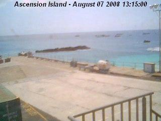 Ascension Island - Pierhead webcam photo 6