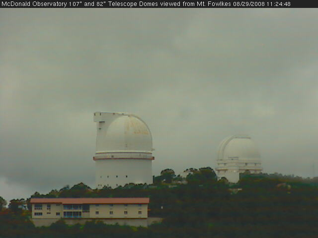 McDonald Observatory - Telescope Domes photo 3