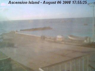 Ascension Island - Pierhead webcam photo 5