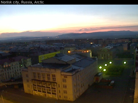 Russia - Norilsk city photo 2