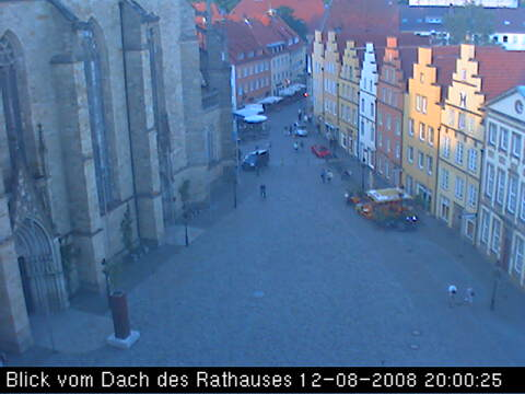 Osnabruecks webcam photo 4
