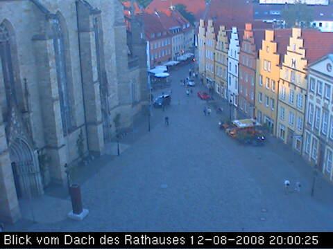 Osnabruecks webcam photo 4