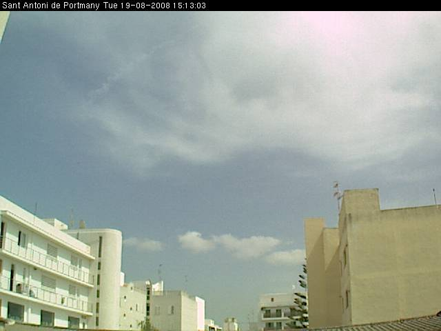 Webcam from Sant Antoni de Portmany  photo 6