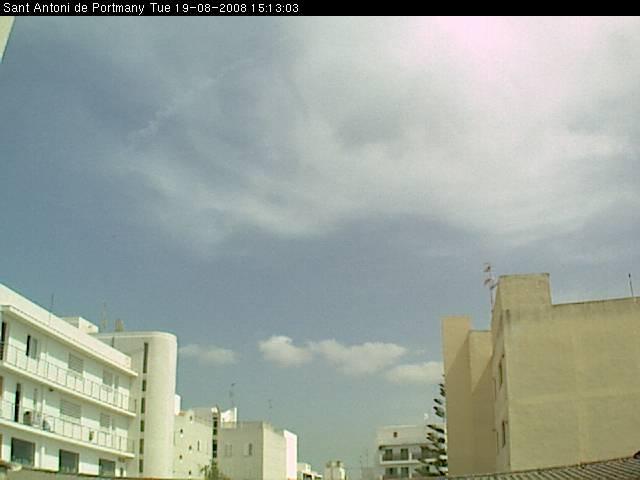 Webcam from Sant Antoni de Portmany  photo 6