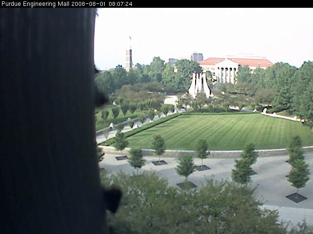 Purdue University - Engineering Mall Cam photo 3