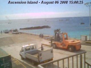 Ascension Island - Pierhead webcam photo 4