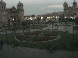 Cusco Webcam - Main Square photo 3
