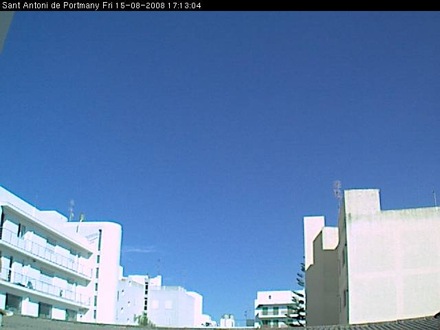 Webcam from Sant Antoni de Portmany  photo 3