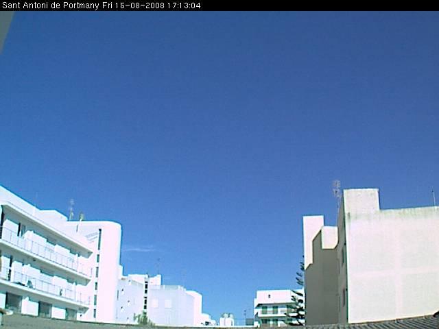 Webcam from Sant Antoni de Portmany  photo 3