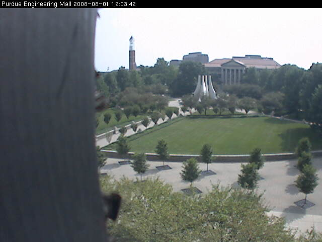 Purdue University - Engineering Mall Cam photo 6