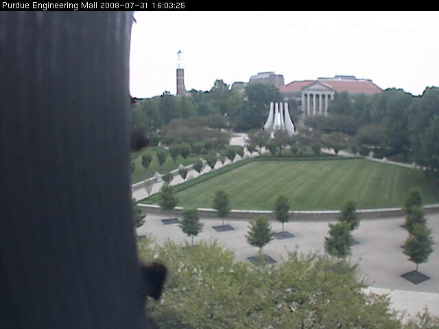 Purdue University - Engineering Mall Cam photo 2