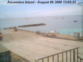 Ascension Island - Pierhead webcam photo 3