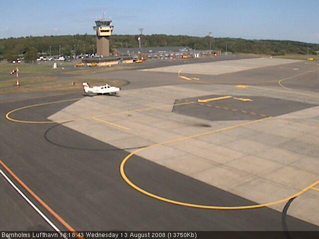 Denmark - Bornholm Airport photo 4