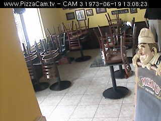 Pizza Roma restaurant - Webcam 2 photo 5