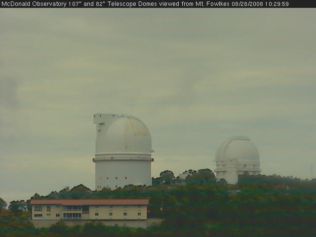 McDonald Observatory - Telescope Domes photo 1